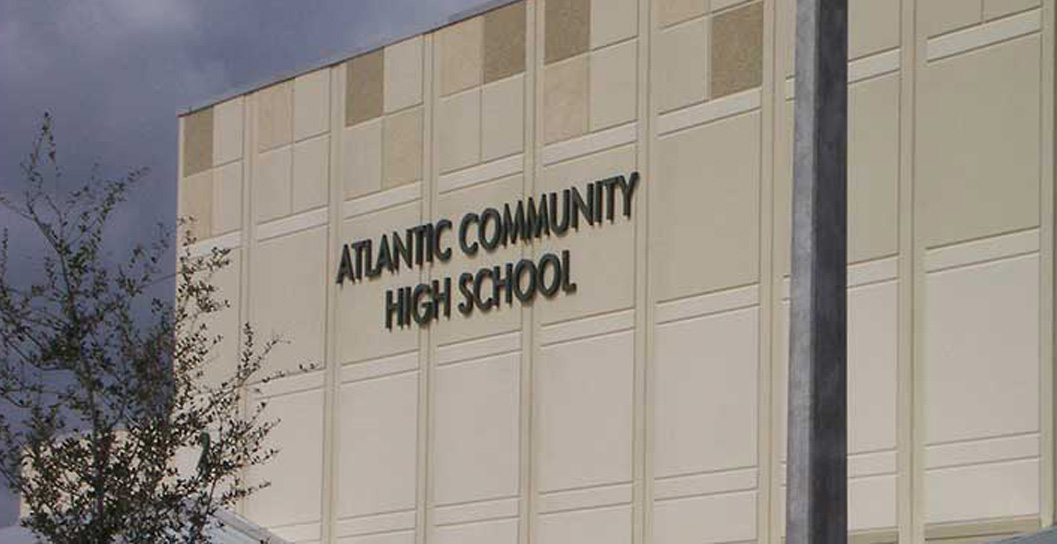 Atlantic Community High School Building